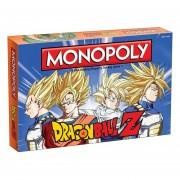 Dragon Ball Z Monopoly Edición De Colección