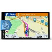 """Sistem de navigatie DriveSmart 61 LMT-D EU, WQVGA TFT Capacitive Touchscreen 6.95"""", Harta Full Europa, Actualizari pe Viata a Hartilor + Camera video auto Smailo RideX, LCD 1.5"""", WDR, Senzor G, Full HD (Negru)"""