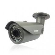 "Аналогова камера KGUARD VW123D, насочена (""bullet"") камера, 1000 TVL, 2.8-12mm обектив, IR осветеност (до 50 метра), външна"
