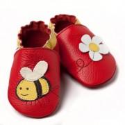 Pantofi cu talpa moale Liliputi Little bee