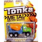 Tonka Metal Diecast Bodies Cement Mixer