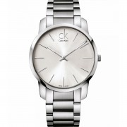 Calvin Klein City Watch K2G21126 - Silver
