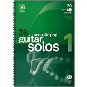 Dux Acoustic Pop Guitar Solos 1 Notenbuch