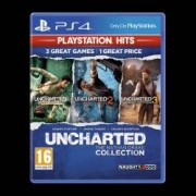Joc Uncharted Collection PlayStation HITS PS4