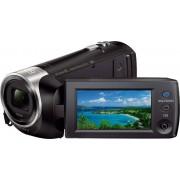 Sony »HDR-PJ410« Camcorder (Full HD, NFC, WLAN (Wi-Fi), 30x opt. Zoom, Leistungsfähiger BIONZ X Bildprozessor)