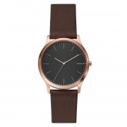 Часовник SKAGEN - Jorn SKW6330 Dark Brown/Rose Gold