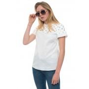 Red Valentino Camicia da donna in jeans Bianco Cotone Donna