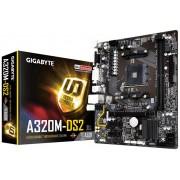 Gigabyte GA-A320M-DS2 AMD A320 Presa AM4 Micro ATX scheda madre