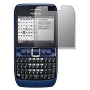 Premium Reusable LCD Mirror Screen Protector for Nokia E63 [Accessory Export Packaging]