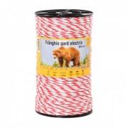 Frânghie gard electric - 200 m - 590 kg - 0,4 Ω/m