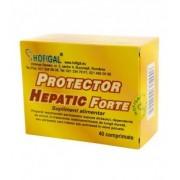 Protector hepatic forte, 40 comprimate