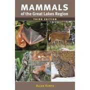 Mammals of the Great Lakes Region, 3rd Ed., Paperback/Allen Kurta