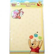 Disney Winnie de Poeh A4 kinder schrijfpapier 20 vellen
