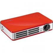 Videoprojector Vivitek QUMI Q5-RD - WXGA / 500lm / LED 3D / Wi-fi via Dongle