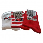 Red White 3-pack: 31-34
