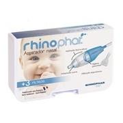 Aspirador nasal para bebé + 3 filtros - Rhinophar