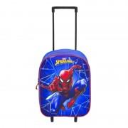 Ghiozdan troler Spiderman 39 cm