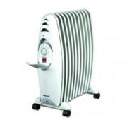 Маслен радиатор Finlux FR-2311, 3 степени на мощност, термостат, 11 ребра, 2300W, бял