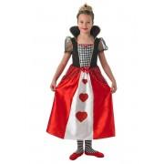 Costum De Carnaval - Regina De Cupa 9 - 10 Ani
