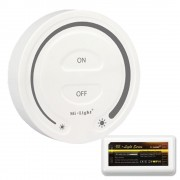 Draadloze Wifi Touch wanddimmer inclusief controller