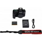 Canon »EOS 6D Mark II« Spiegelreflexkamera (26,2 MP, NFC, HDR-Aufnahmen)