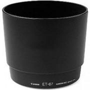 Canon PARALUCE ET-67 x CANON 100mm MACRO f 2,8 USM