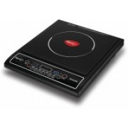 Pigeon IC 1800 W Induction Cooktop(Black, Push Button)