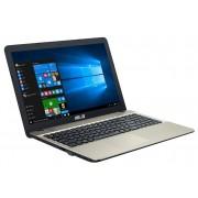"Asus VivoBook X541SA Notebook Celeron Dual N3060 1.60Ghz 4GB 500GB 15.6"" WXGA HD IntelHD BT Win 10 Home"