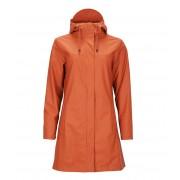 Rains Regenjassen Firn Jacket Oranje