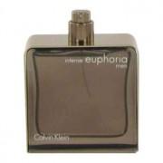 Calvin Klein Euphoria Intense Eau De Toilette Spray (Tester) 3.4 oz / 100.55 mL Men's Fragrance 467913