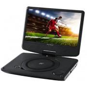 "Denver MT-983NB Portable DVD player Convertibile Nero 22,9 cm (9"")"