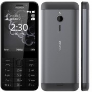 Nokia 230 DS, Dark Silver