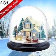 Dollhouse Miniature DIY House Kit Creative Room With Furniture Idea Gift Travel World Series - Nodic Fairy Tale