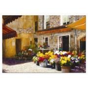 Educa Jigsaw Puzzle - The Flower Shop - 2000 Pieces