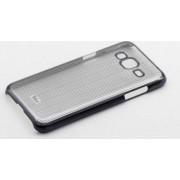 Skin Tellur Samsung Galaxy J3 2016 J320 Dungi Verticale Negru