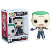 Funko Pop The Joker Suicide Squad DC Comics Escuadron Suicida Jared Leto-Verde