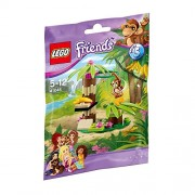 Lego Orangutan's Banana Tree, Multi Color