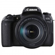 Canon EOS 77D+EFS 18-135 IS USM