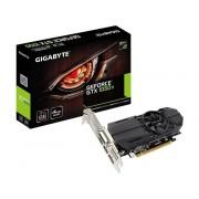 Gigabyte Tarjeta Gráfica nVidia GIGABYTE GeForce GTX 1050 Ti OC Low Profile 4GB GDDR5