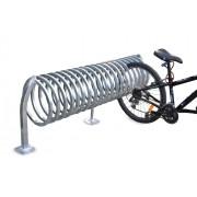 Stojak na rowery SPIRALA PROFIL 200 cm SPIRALA B 8-miejscowa