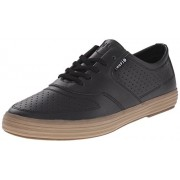 HUF Men's Liberty Versatile Performance Skate, Black/Gum, 6 M US