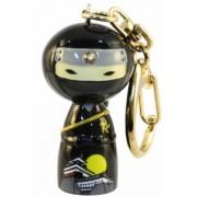 Klíčenka panenka Kokeshi Ninja