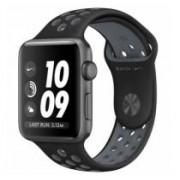 Apple Watch Series 2 Aluminiumgehäuse dunkelgrau 42mm mit Nike+ Sportarmband