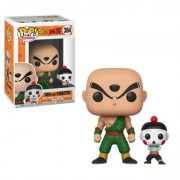 Pop! Vinyl Dragon Ball Z - Tensing e Jiaozi Figura Pop! Vinyl