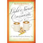 The New York Times Light & Sweet Crosswords: 150 Medium-Level Puzzles, Paperback