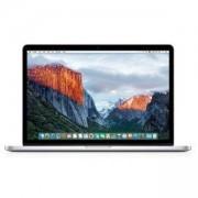 Лаптоп, Apple MacBook Pro 15 инча Touch Bar, 6-core i7 2.6GHz, 16GB, 256GB SSD, Radeon Pro 555X w 4GB, Silver - INT KB, MV922ZE/A