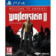 CENEGA Gra PS4 Wolfenstein II The New Colossus Welcome to Amerika!