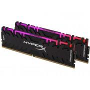 HYPERX Memoria RAM KINGSTON Hyperx Predator 16 GB RGB DDR4