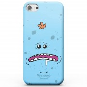 Rick and Morty Coque Smartphone Rick et Morty Mr Meeseeks - iPhone & Android - iPhone 5C - Coque Simple Vernie