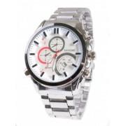 Мъжки часовник с метална верижка Swissme